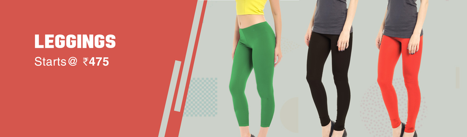 Leggings banner image