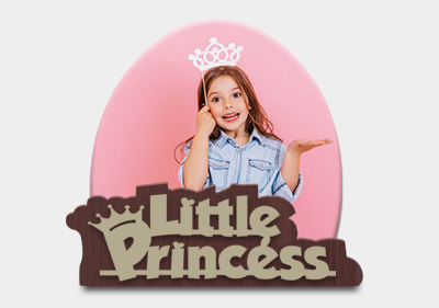 Little Princess Gift With Stand image
