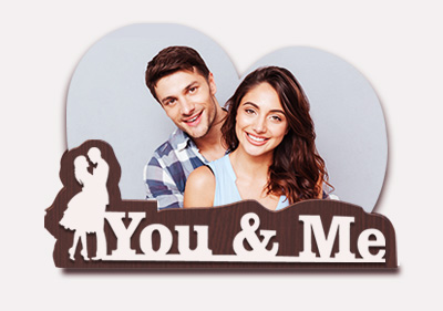 You & Me Gift With Stand image